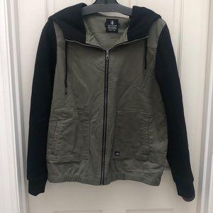 Volcom Women's Hooded Jacket